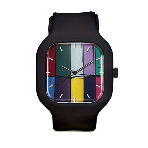 Patchwork 13 Sport Watch