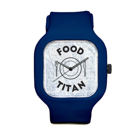 Food Titan Sport Watch