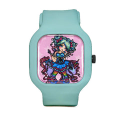 Little Miss Devil Sport Watch