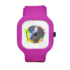 Colorful Mandala Sport Watch