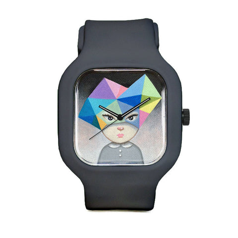 Carolina Seth Colorful Mind Sport Watch