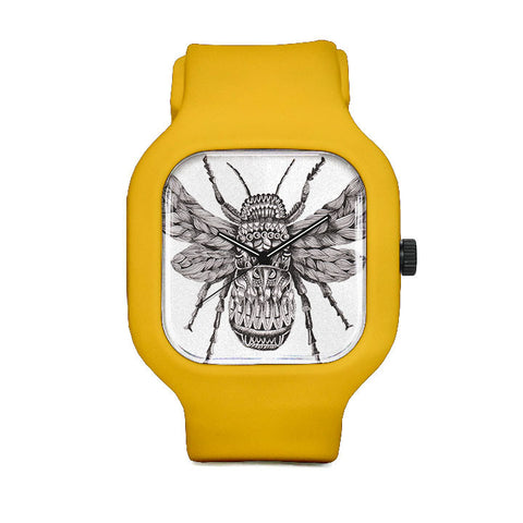 Ornatebumblebee Sport Watch