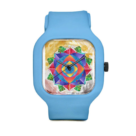 Eye Flower Sport Watch
