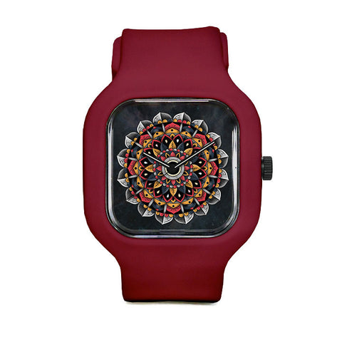 Mandala Sport Watch