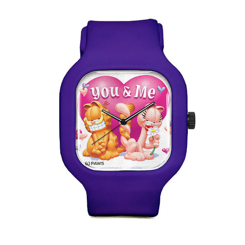 Garfield You and Me Sport Watch