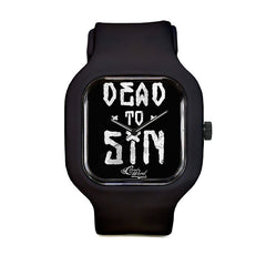 Dead to Sin Sport Watch