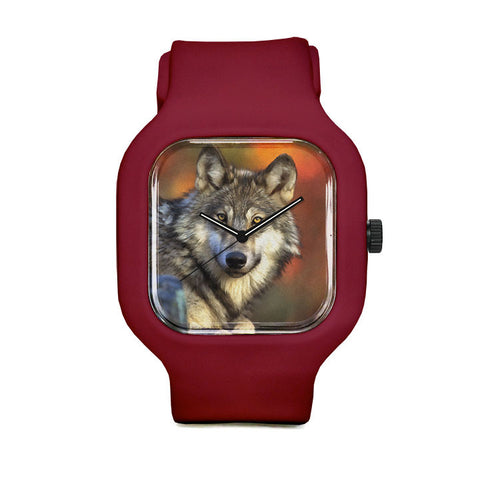 Autumn Wolf Sport Watch
