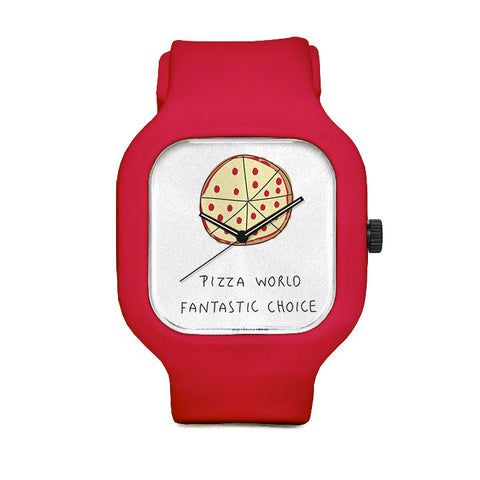 Pizza World Sport Watch