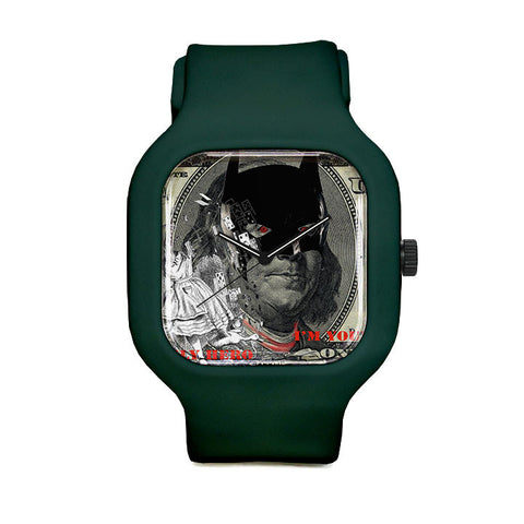 I'm Your Only hero Sport Watch