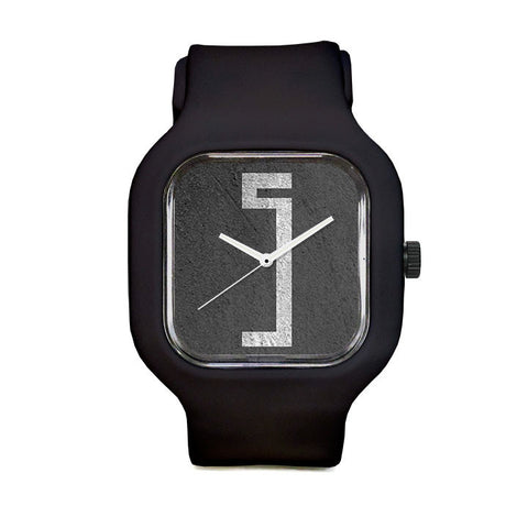 Monolithic Monogram S Sport Watch