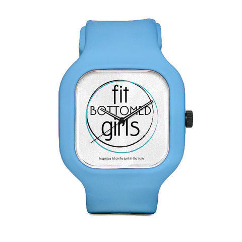 Fit Bottomed Girls Sport Watch