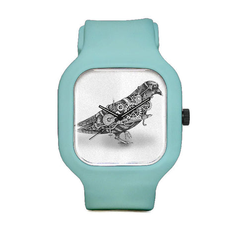 SteamPunkPigeon Sport Watch