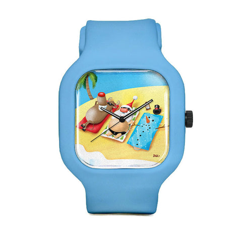 Holiday on the Beach Sport Watch