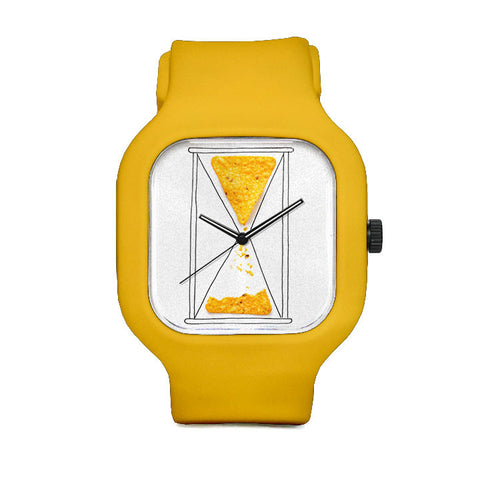 Dorito Clock Sport Watch