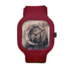 Cyclical Forest Sport Watch