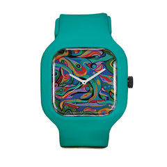 Dolphin Style Sport Watch