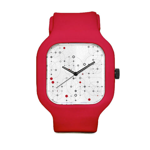 James Passos Leaves and Berries Sport Watch