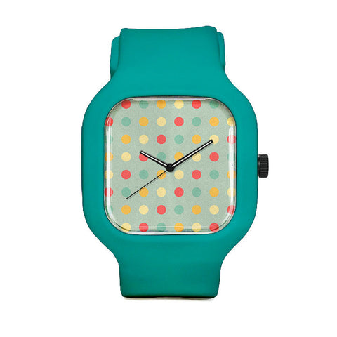 Summer Spots Sport Watch