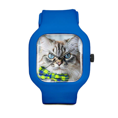 Elegant Kitten Sport Watch