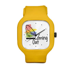 Coming Out Campaign Dot Sport Watch