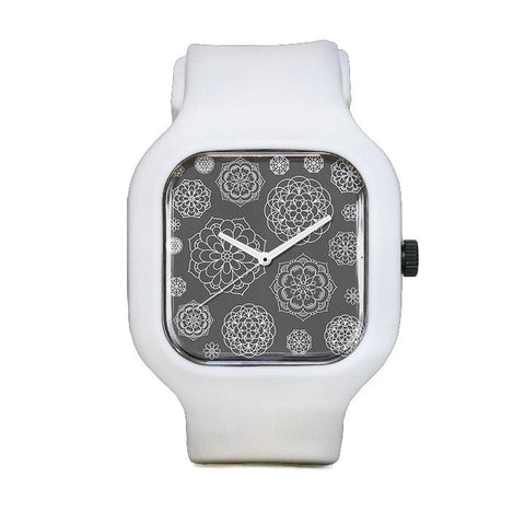 Snowflake Sport Watch