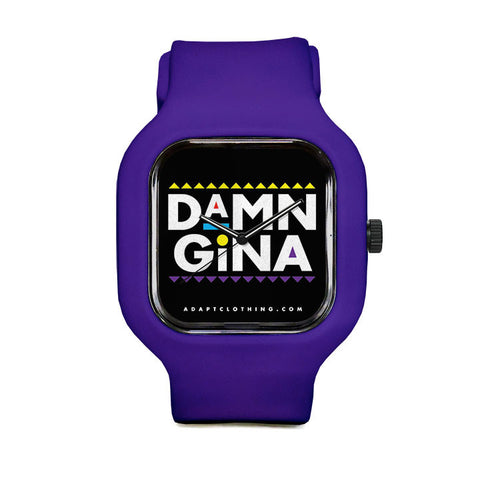 Damn Gina Sport Watch