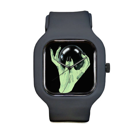 Crystallomancy Sport Watch