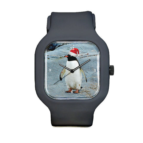 Santa Penguin Sport Watch