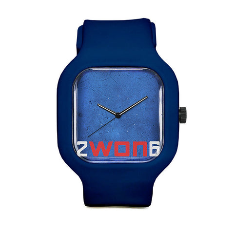 2WON6 Blue Sport Watch