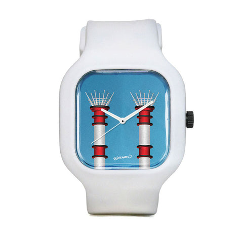 Minimalist Great American Ball Park Sport Watch