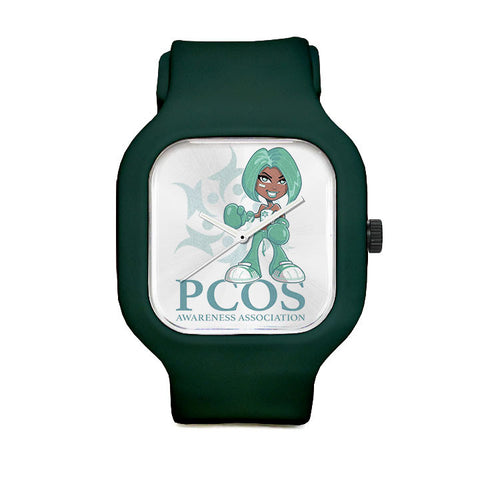 PCOS Fighter Sport Watch