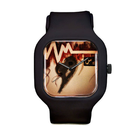 Flatline Love Sport Watch