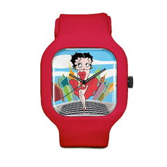 Betty Boop City Sport Watch