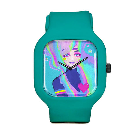 Turbo Girl Sport Watch