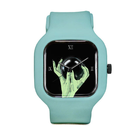 Crystallomancy Numbers Sport Watch