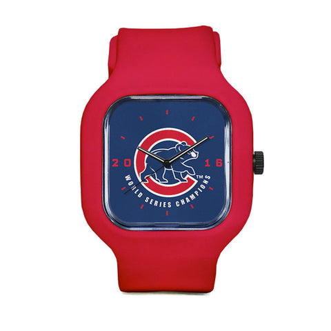 Chicago Cubs 2016 World Series Champions Alt Sport Watch