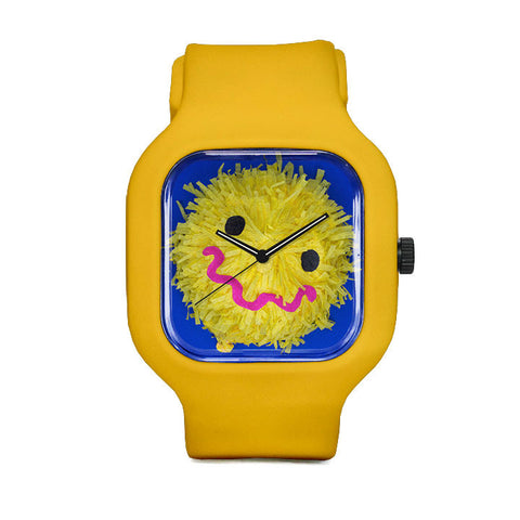 Squiggle Smile Sport Watch