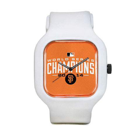 San Francisco Giants 2014 World Series Champions Watch