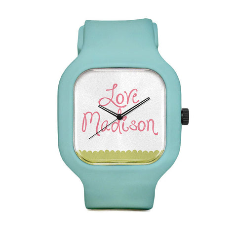 Love Madison Sport Watch