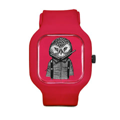 Hipster Owl Sport Watch
