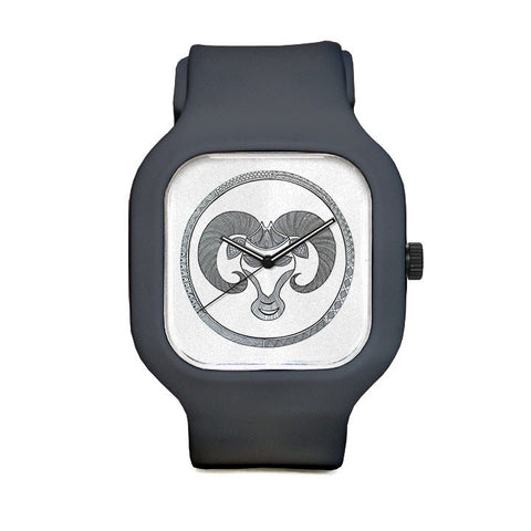Neeti Goswami Aries Sport Watch