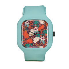 Botanical Pattern 10 Sport Watch