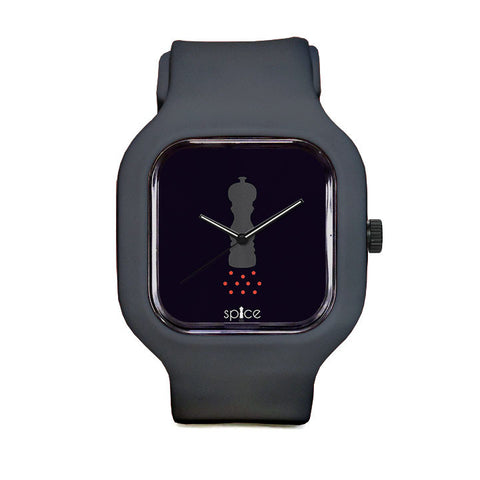 Salt and Pepper Sport Watch