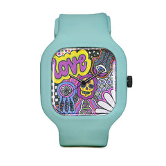 Ell Shu Love Sport Watch