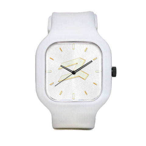 White Sport Watch