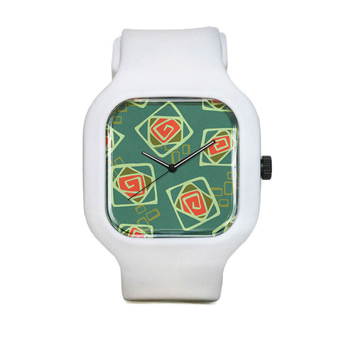 Dizzy Blocks Sport Watch