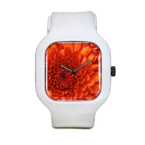 Chrysanthemum Sport Watch
