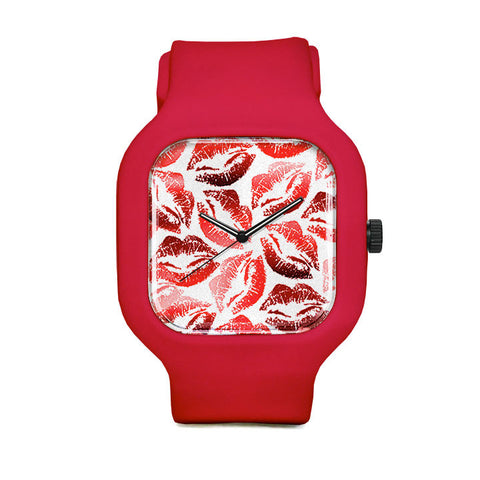 Kisses Sport Watch