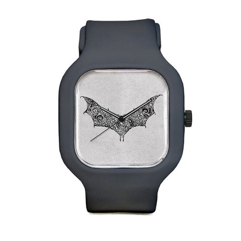 Swirly Bat Sport Watch