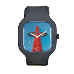 Minimalist Angels Stadium Sport Watch